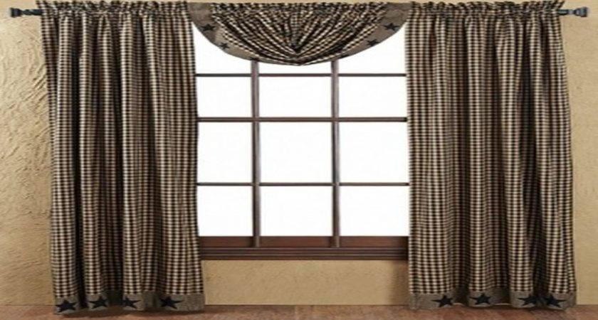 Cheap Blinds Curtains Black Primitive