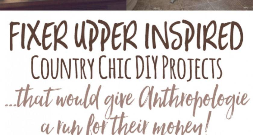 Cheap Chic Diy Country Decor Anthropologie