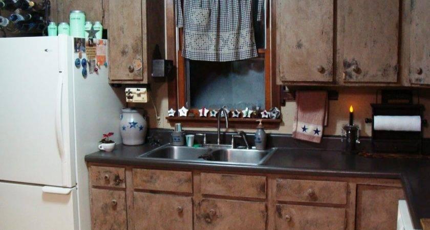 Cheap Country Kitchen Decor Design Ideas