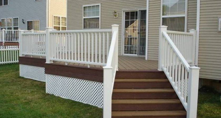 Cheap Deck Skirting Ideas Design Idea Decors