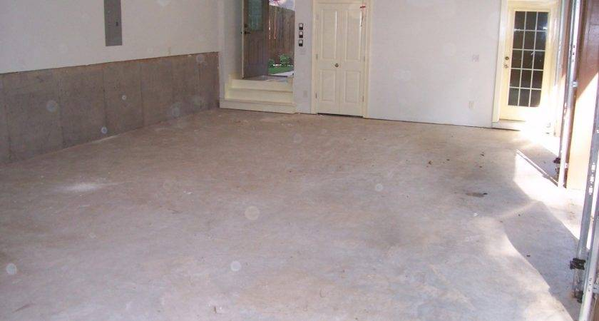 Cheap Diy Garage Flooring Ideas Best House Design