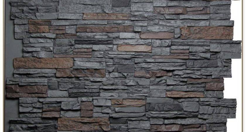 Cheap Faux Stone Panels
