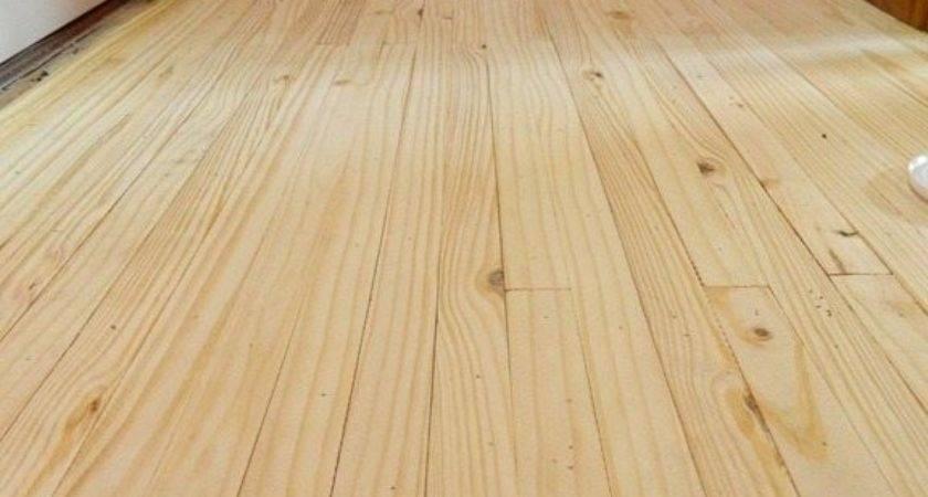 Cheap Flooring Idea Lath Floor Tutorial