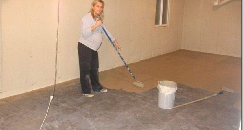 Cheap Flooring Ideas Concrete High Bedroom