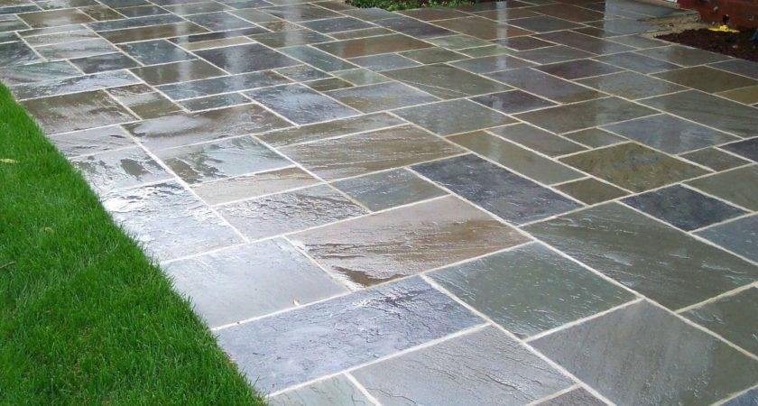 Cheap Patio Floor Ideas Easy Outdoor Flooring Diy