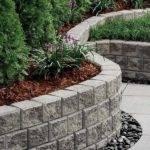 Cheap Retaining Wall Ideas Choosing Materials Garden