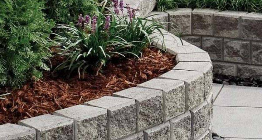 Cheap Retaining Wall Ideas Choosing Materials Garden