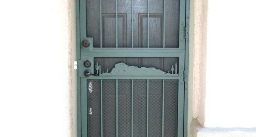 Cheap Screen Door Coloring Pages Front
