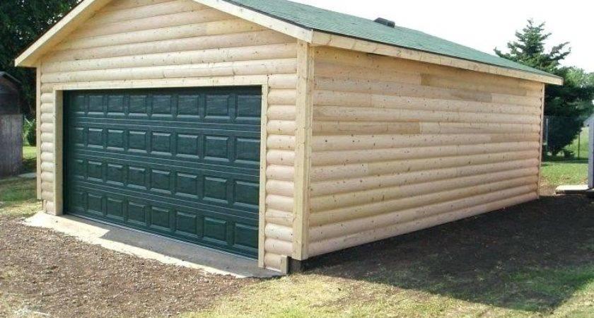 Cheap Siding Garage Cabin Bout Cheapest