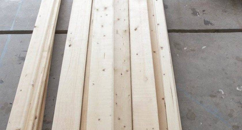 Cheapest Easiest Diy Board Batten Part One