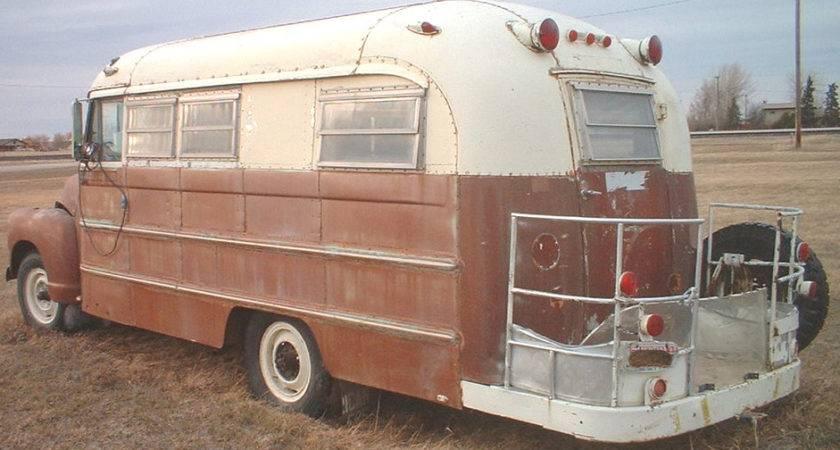 Chevrolet Series School Bus Conversion Sale