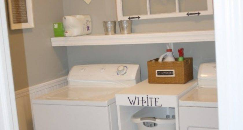 Chic Ideas Decorating Laundry Room Rustic Crafts