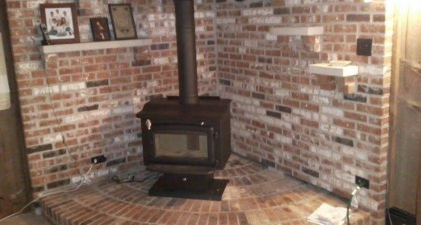 Chimneys Old Outdated Fireplace Insert Installation
