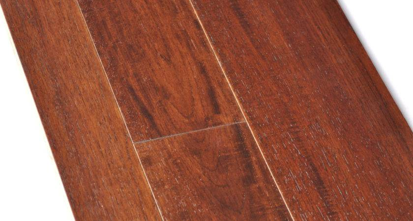 China American Hickory Multilayer Engineered Wood Flooring