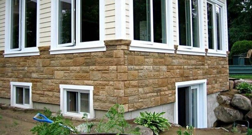 China Faux Stone Siding Panels External Wall Panel