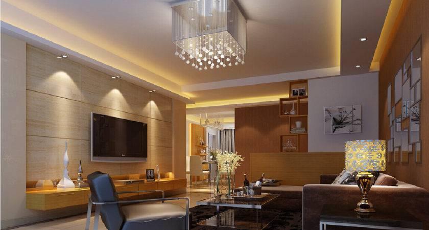 Chinese Interior Design Living Room Modern Minimalist Style