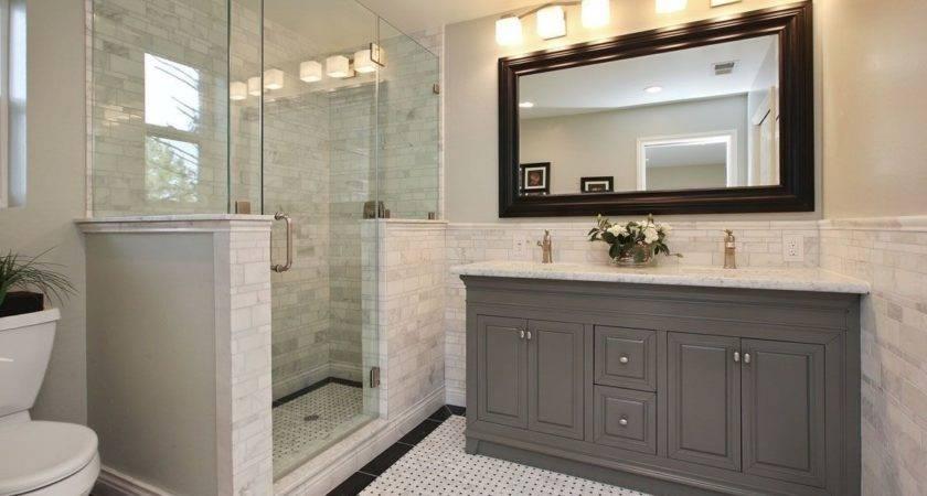 Choose Bathroom Backsplash Home Improvement
