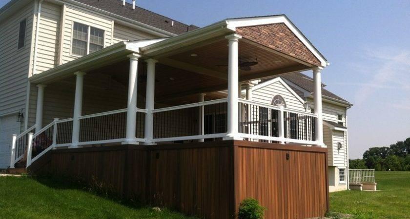 Choose Best Porch Roof Plans