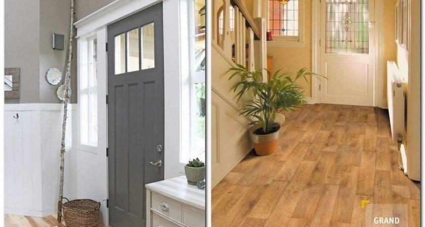 Choose Hallway Floor Covering Material Tips