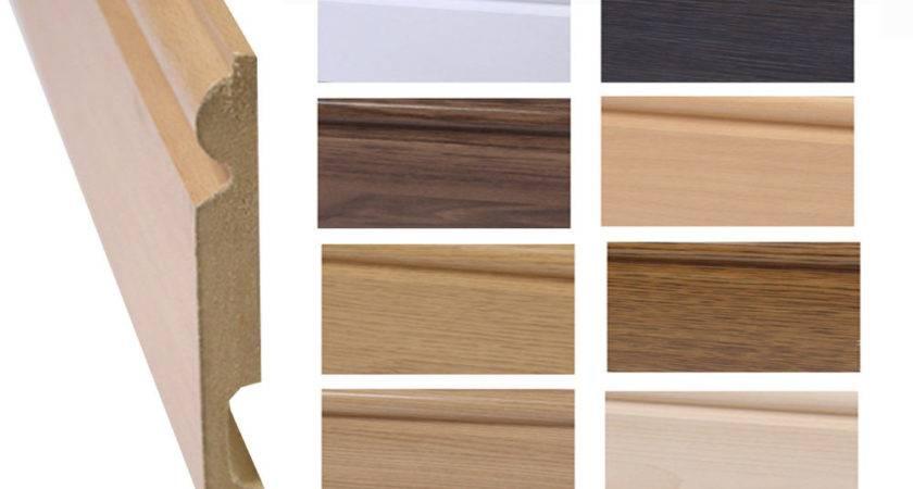 Choose Skirting Board Wood Laminate Flooring