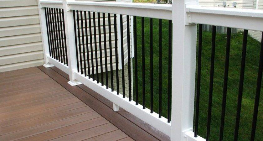 Choosing Front Porch Railing Kit Bistrodre