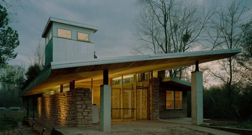 Christine Papercrete House
