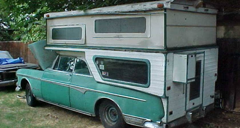 Chrysler Imperial Camper