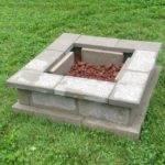 Cinder Block Fire Pit Diy Ideas Your Backyard