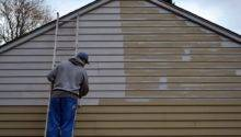 Ckuh Painting Our Aluminum Siding