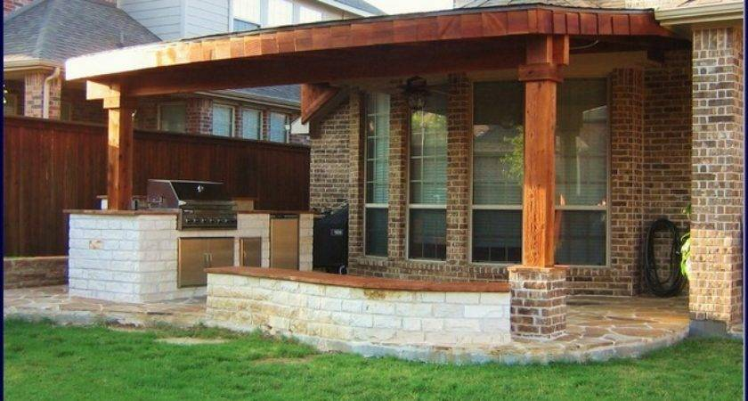 Classic Patio Cover Ideas Create Perfect Greek