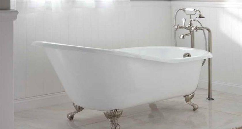 Clawfoot Tub Faucet Wallmount Dark Oil Rubbed