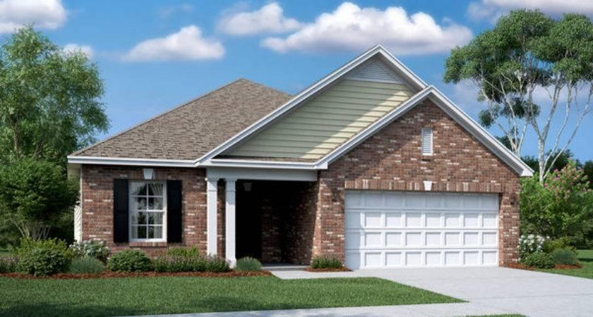 Clayton Floor Plan Avalon Calatlantic Homes