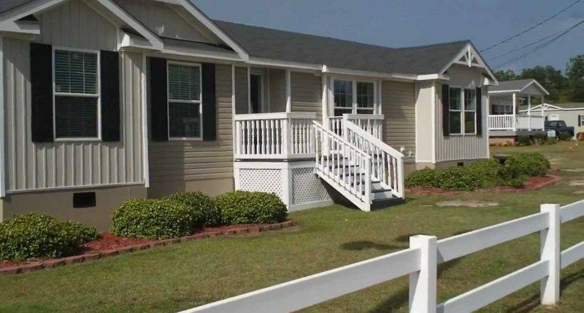Clayton Homes Double Wide Sized Modular Home Floren