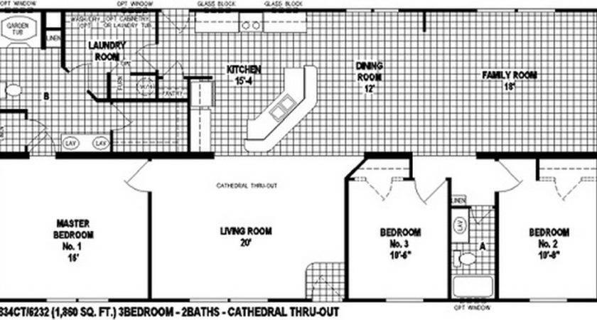 Clayton Homes Floor Plans Best Ideas Triple