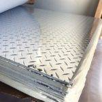 Clean Maintain Aluminum Diamond Plate Shine