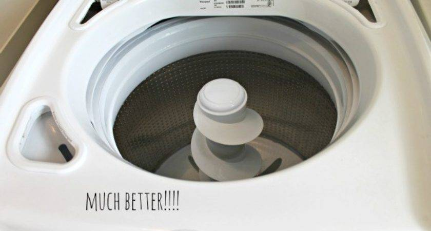 Clean Top Load Washing Machine Happier