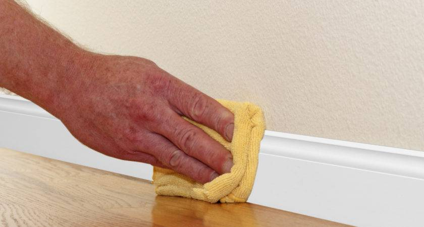 Clean Your Skirting Boards Board