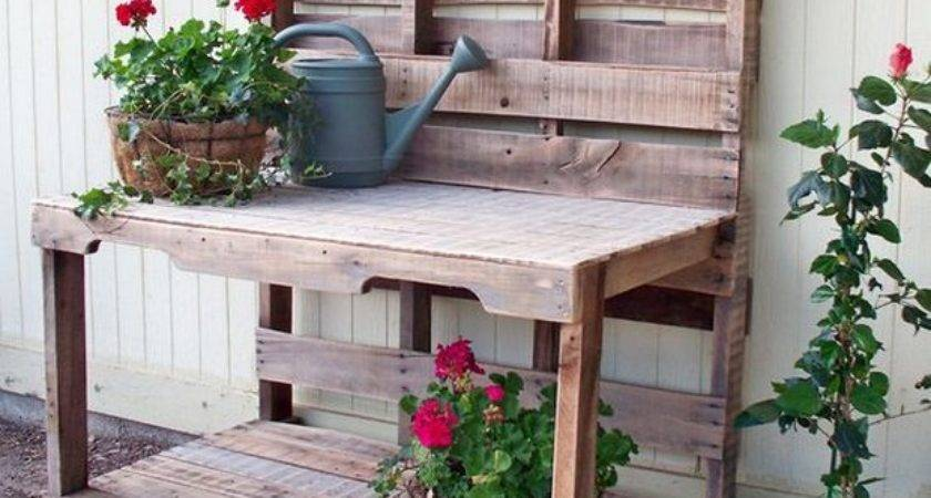 Clever Pallet Wood Recycling Ideas