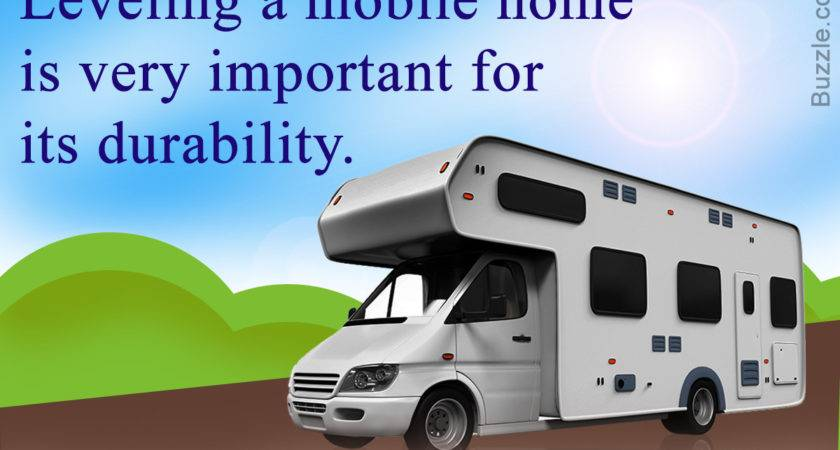 Clever Simple Tips Level Mobile Home Easily