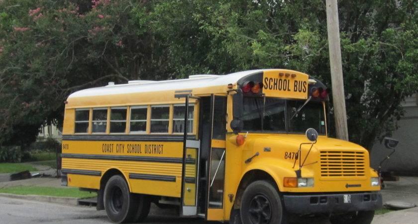 Coastal City School Bus Crop Wikimedia Commons