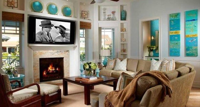 Coastal Living Interior Decor Home Design