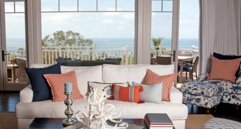 Coastal Living Room Ideas Hgtv