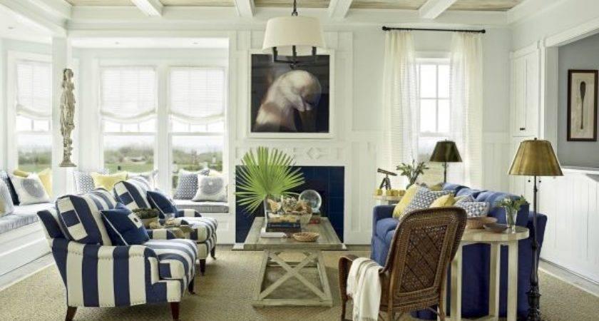 Coastal Style Interiors Ideas Bring Home Breezy