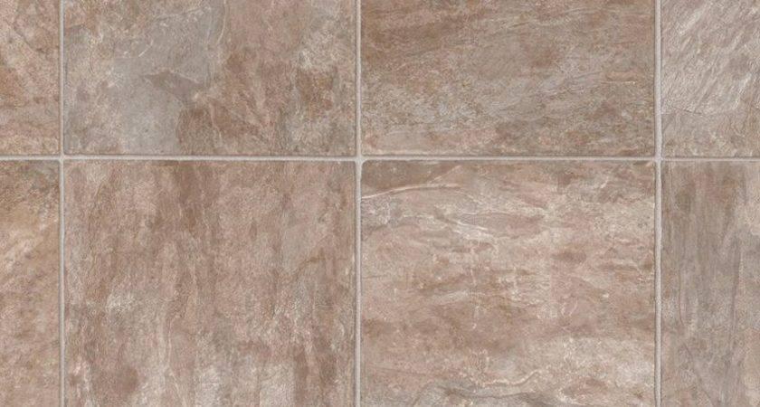 Cobblestone Linoleum Flooring River Stone Hidef Resilient