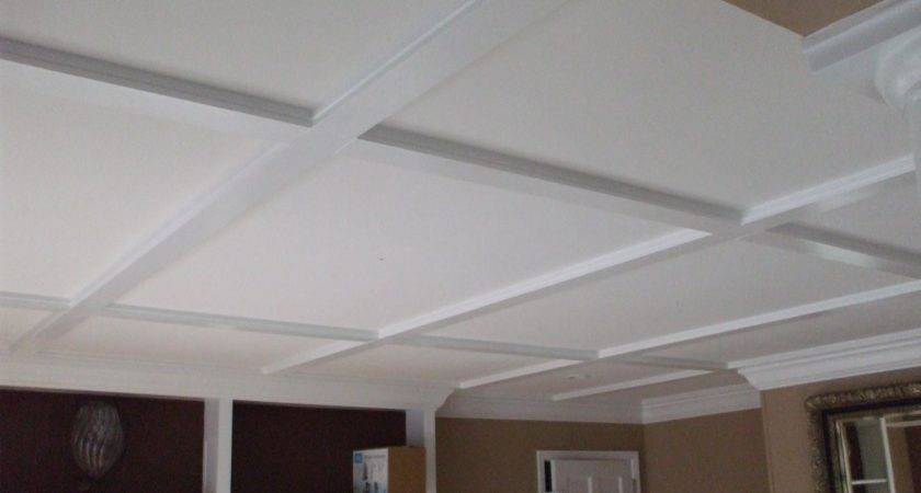 Coffered Ceiling Ideas Finish Carpentry Contractor Talk