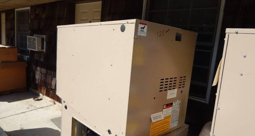 Coleman Evcon Btu Natural Gas Mobile Home Furnace