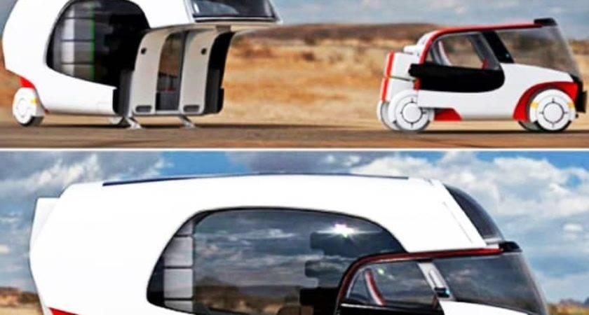 Colim Caravan Detachable Parts Car Mobile Home