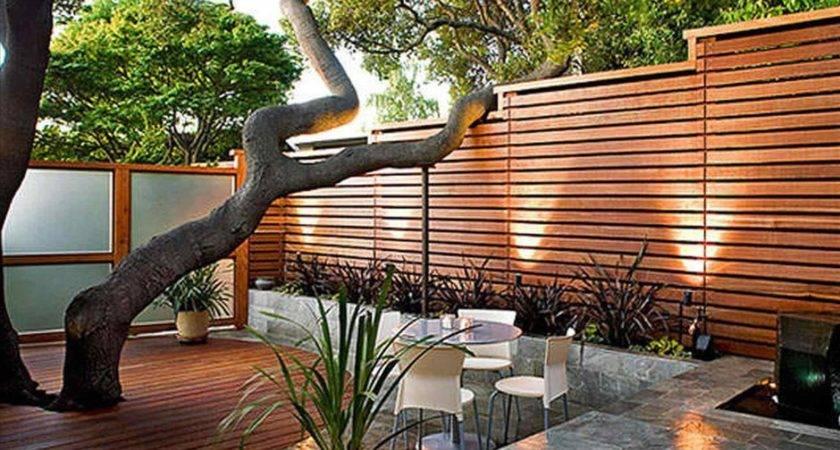 Collection Modern Wood Deck Ideas Landscape