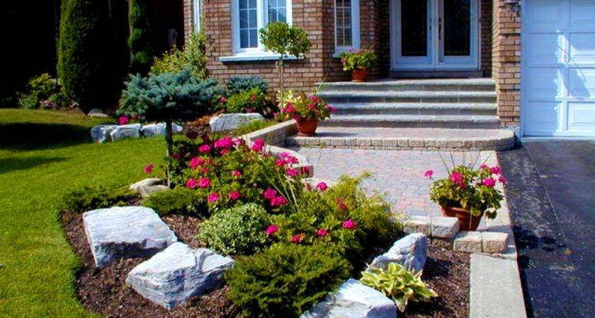 Collection Small Front Yard Landscaping Ideas