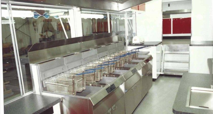 Collection Trucks Food Van Interior Iud